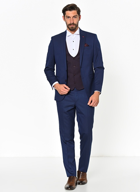 Comienzo Takım Elbise Saks